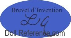 Arnaud doll mark Brevet d' Invention LA