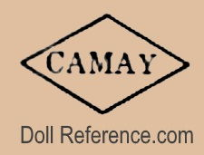 Camay doll mark