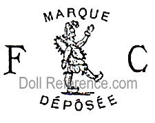 Chiquet & Le Montréer doll mark FC