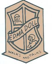 European Doll Co doll mark EDMA