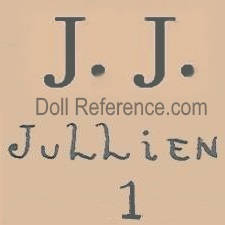 Jullien doll mark J.J. Jullien
