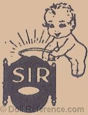 Sigmund L. Rothschild doll mark SIR