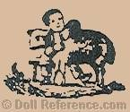 Wilhelm Simon & Company doll mark symbol
