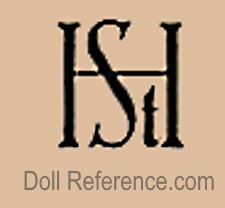 Hermann Steiner doll mark HSt