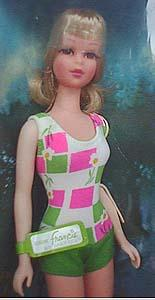1130 Francie Bendable Leg doll late1966-1967