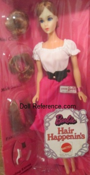 1174 Barbie Hair Happenin's Doll (1971)