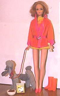 1584 Jamie, Furry friends (1970-71)