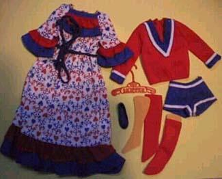 3296 Red, White N Blues (1972)