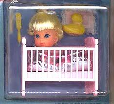Mattel Little Kiddle 3503 Liddle Diddle doll 1966-1967