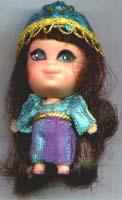 Liddle Kiddle Storybook Sweethearts 3782 Juliet doll