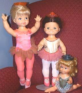 1972 Mattel Dancerina Doll
