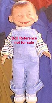 F & B 1959-1965 Happy Boy doll, 11""