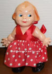 1952 Colgate-Palmolive Fab, Incline Walking doll, 6""