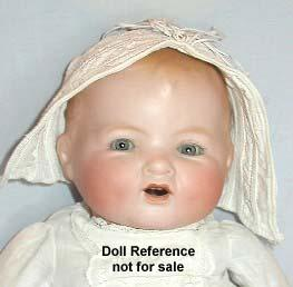 Armand Marseille, Baby Gloria doll, 16""