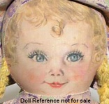 "1938 Averill Sweets doll 18"" by Maud Tousey Fangel"