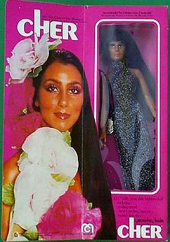 No. 62402) 2nd Cher Growing Hair box 1976