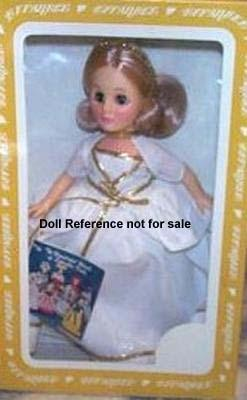 F & B 1977 Sleeping Beauty doll, 14""