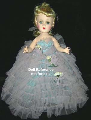 Hoseley Party Doll - April