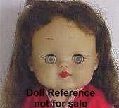 1953 Ideal Little Wingy doll, 13""