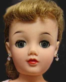 Ideal Miss Revlon doll 20""