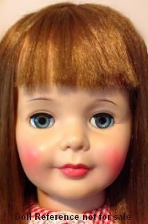 Ideal Patti Playpal doll 36""