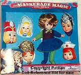 1960 Eegee Maskerade Magic doll, 12""