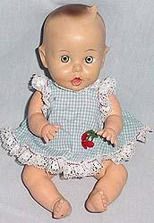 "1955 Gerber baby doll 11"" tall."