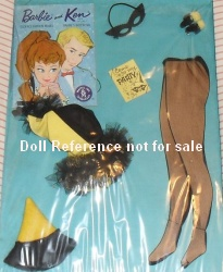 944 Barbie Masquerade 1963-1964