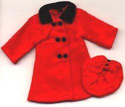Penny Brite Travel coat outfit gift set