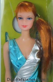 1125 Talking Stacey doll (1970)