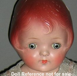 1931 Acme Toy Co.Marilyn doll, 16""
