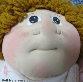 "1978 Cabbage Patch ""Little People"" Billie Sue doll"
