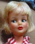 1965 Ideal Tammy Grown Up doll, 11 3/4""
