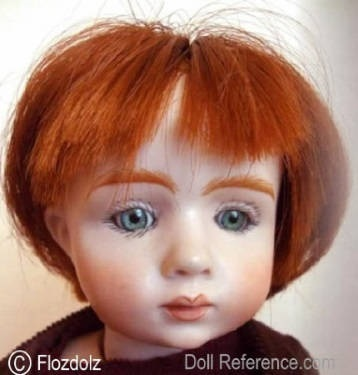 Albert Marque reproduction Boy doll