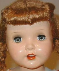Paris Doll Corp - Rita doll, 28""