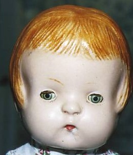 "ca. 1930s Regal Doll Mfg. Co. - The Judy Girl, 19"" Patsy type"