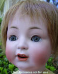 S & H Dolly face, Child doll mold 1310