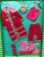 Francie Doll Vintage Clothes Identified 1971