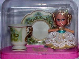 3840 Lady Lace Tea Set 1969