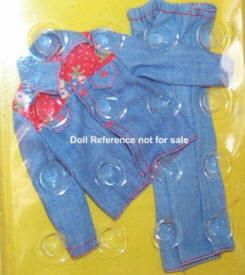 7225 Blue Jean 2 piece suit (1975)