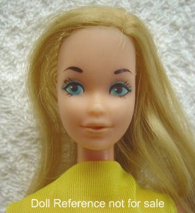 Barbie Vintage Dolls Identified 1973 1976