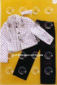 9002 black pants, dotted shirt (Sears 1975)