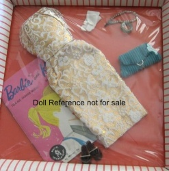 Barbie doll 911 Golden Girl 1959-1962