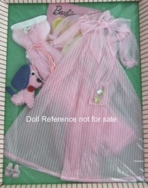 Barbie doll 965 Nighty Negligee 1959-1964