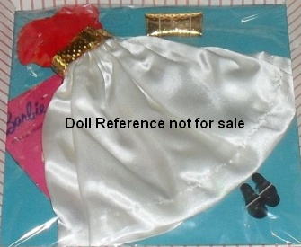 Barbie doll 977 Silken Flame 1960-1964