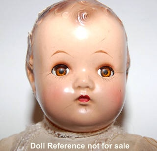 ABC Toy Company Mama Doll 17""