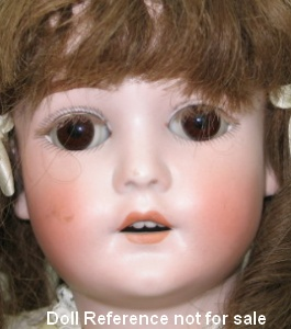 Armand Marseille Queen Louise doll, 24""