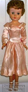 Arrow 1956 Lady Doll, 25""