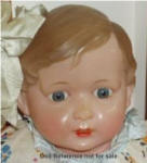1927 Averill Sunny Girl doll 19&quote;