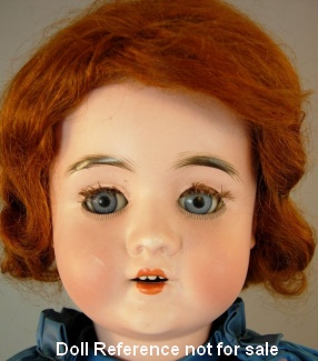 "Hamburger's Viola doll 24"" tall"